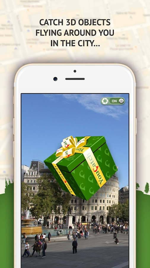 YouCatch - win thousands of gifts !- screenshot
