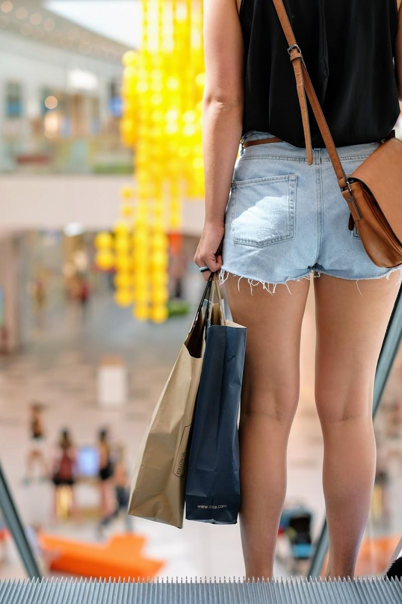 Il lato B dello shopping  di piccio_ne_ph