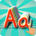 LetraKid - Writing ABC for Kids. Fun Learning Game icon