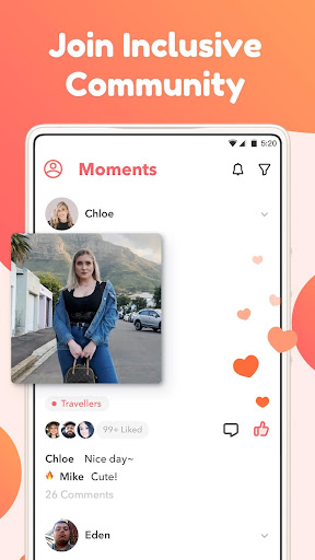 Curvy Singles Dating screenshot 5