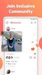 screenshot of Curvy Singles Dating - Meet online, Chat & Date