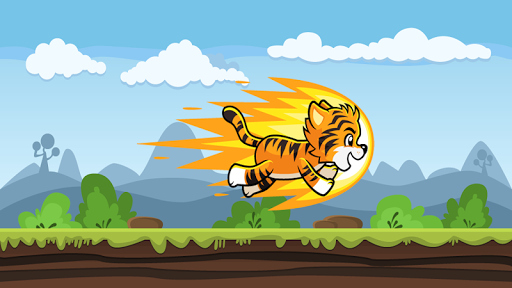 Tiger Simulator Games