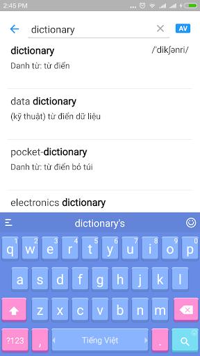玩免費教育APP|下載Từ Điển Anh Việt Laban app不用錢|硬是要APP