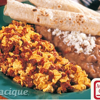 Chorizo And Eggs And Cheese Recipes