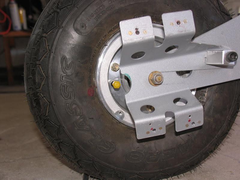 RV-10 Tire Inflation - VAF Forums