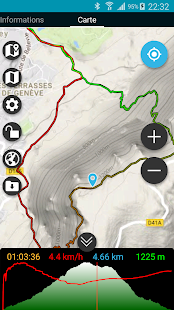 TrailPassion Mobile- screenshot thumbnail