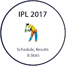Schedule for IPL 2017 v 1.1 app icon