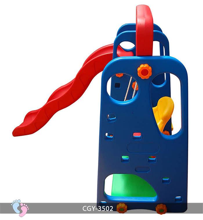 Cầu trượt trẻ em đa năng YGC-3503 13