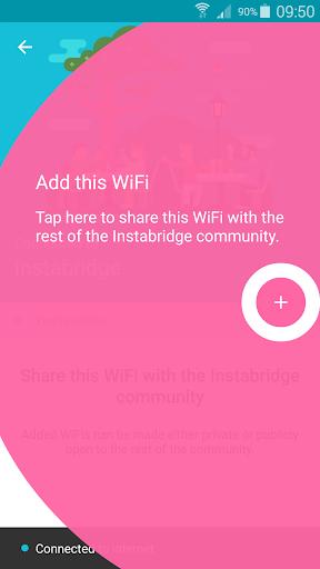 Instabridge - Free WiFi screenshot 6