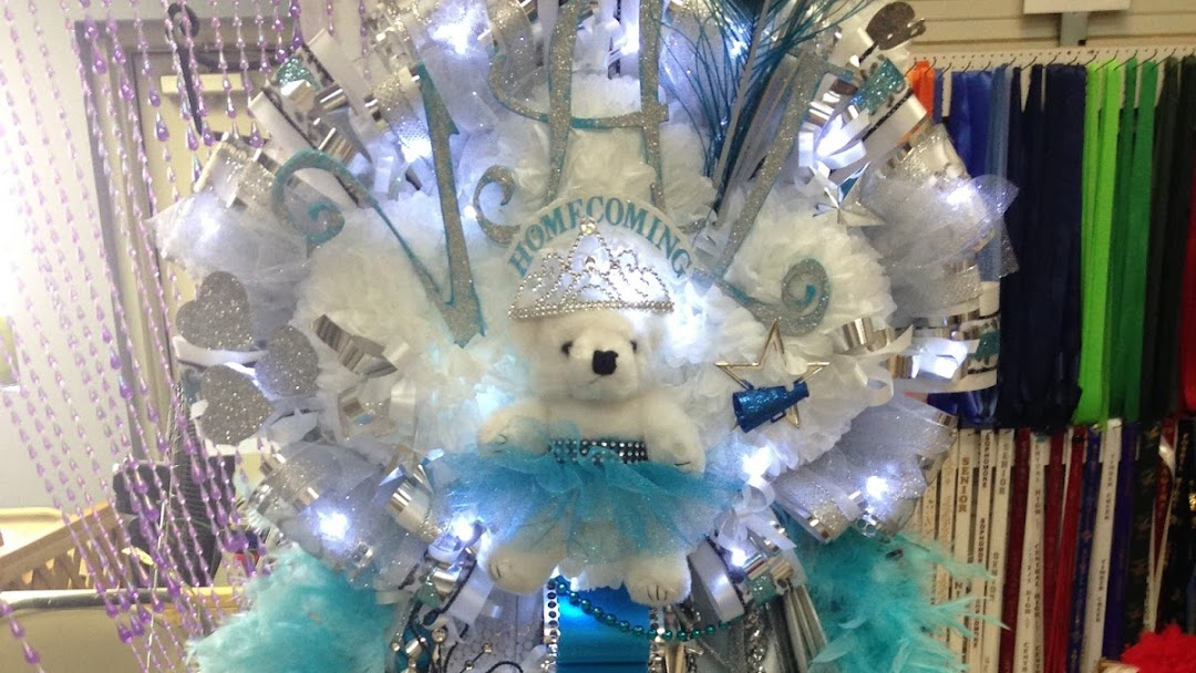 Spotlight Homecoming Mums Custom Orders Supplies For Any Budget