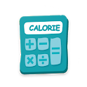 Calorie Pal - Free Calorie Calculator icon
