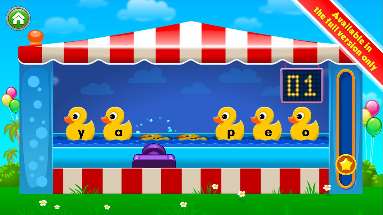 Kids ABC Letter Phonics (Lite)- screenshot