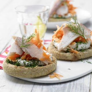 Trout Fillets with Horseradish Cream