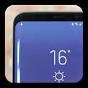 Rounded Corners S9 icon