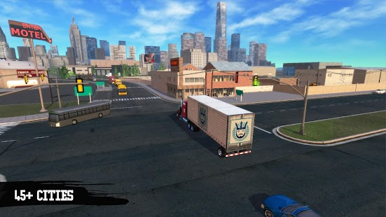 Truck Simulation 19 - Download Truck Simulation 19 Mod Apk