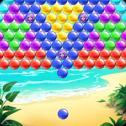 Jungle Island Bubble Rescue 街機 App LOGO-APP開箱王