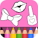 Beauty Coloring Book - 2 icon