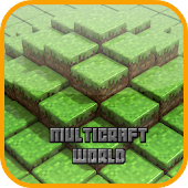 MultiCraft World : Free Miner
