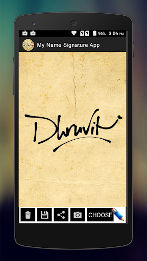 My Name Signature App screenshot 6