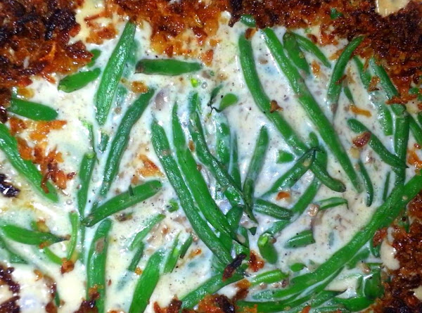 Updated Green Bean Casserole Recipe