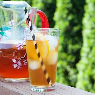 Honey & Lemon Sweet Iced Tea.