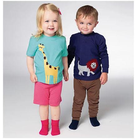 Barnkläder Kwik Sew 0133
