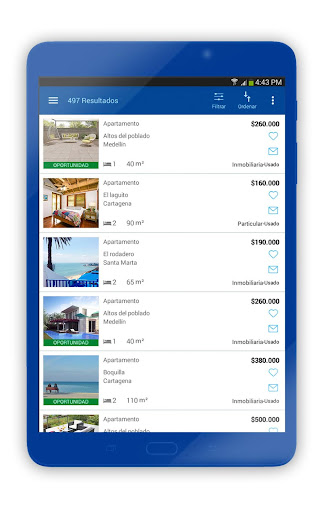 FincaRaiz - real estate app (apk) free download for Android/PC/Windows screenshot