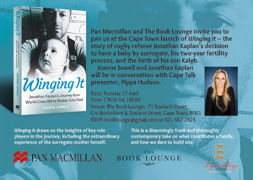 Winging It - Launch : Book Lounge