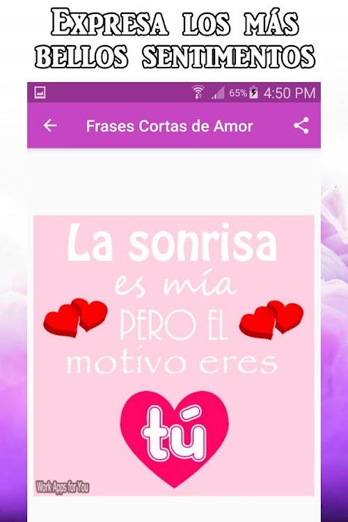 Frases Bonitas De Amor Cortas Y Filosóficas Android