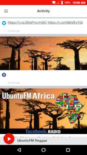 UbuntuFM Reggae - náhled