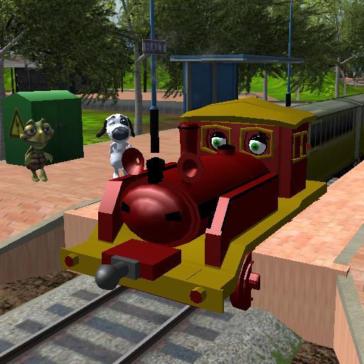 Animal Train Pet Transport 模擬 App LOGO-硬是要APP