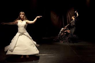 Photo: Infantka ... wedle Kantora TTNTF scena zbiorowa Lublin 2011  D. Suchecka, M. Matuszewska