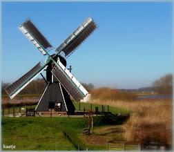 Photo: Landschap met foto. Foto: Kaatje Jansen