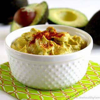 Raw Vegan Creamy Chipotle Dressing (Raw, Vegan, Gluten-Free, Dairy-Free, Paleo-Friendly).
