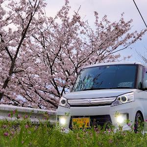 スペーシアカスタム MK32Sのカスタム事例画像 スペ☆たむさんの2021年03月27日22:46の投稿