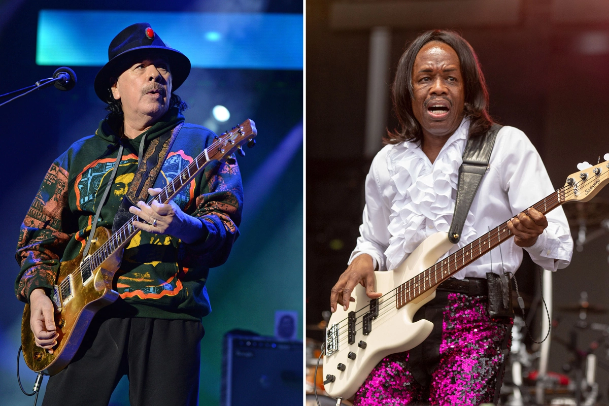 Santana and Earth, Wind and Fire Reschedule Tour Dates