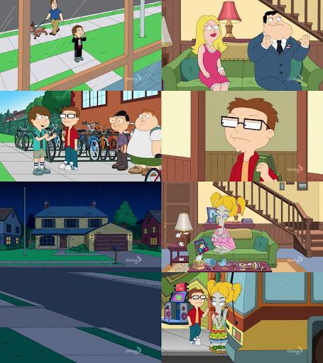 American Dad Season 1 Tv Links Revenge Season 2 Episode 18 Online
