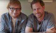 Ed Sheeran and Prince Harry have come together to promote World Mental Health Day.