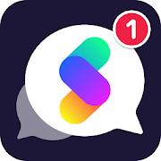 Infinity SMS - Dark Mode, Dark Theme Messenger