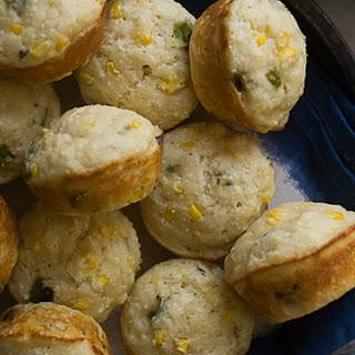 Hatch Chile Corn Muffins