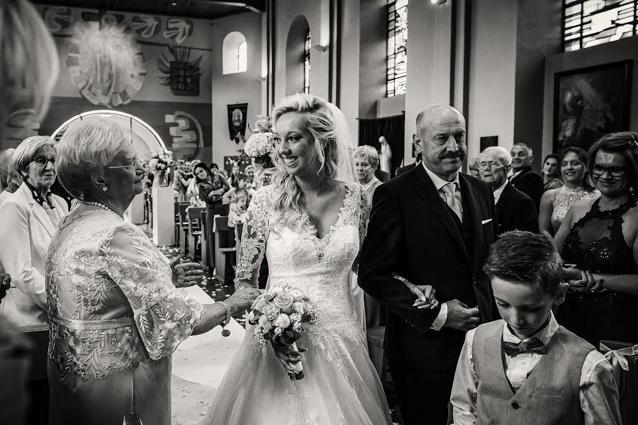 Wedding photographer Patrick Billen (Wondermooi). Photo of 04.06.2019