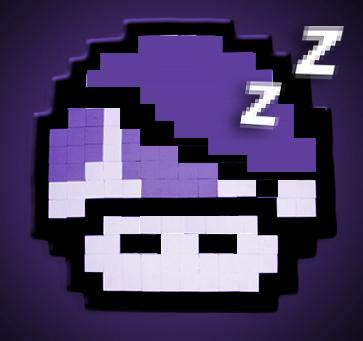 1Up Dormindo