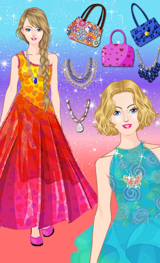 Dress Designer - Doll Fashion android2mod screenshots 6