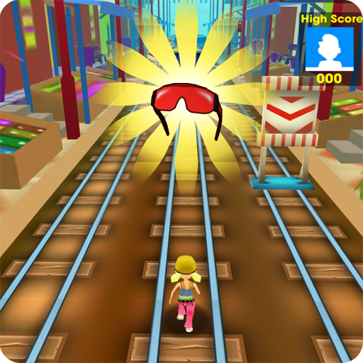 Super train Surf Run