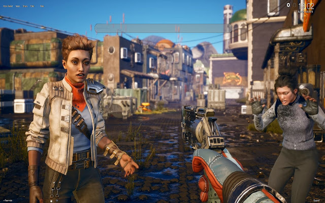 The Outer Worlds HD Wallpapers Tab