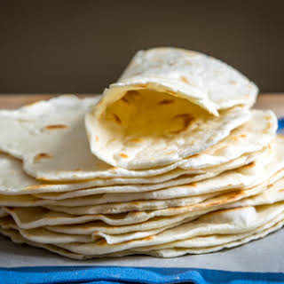 Homemade Flour Tortillas Done Right.