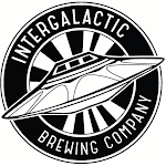 Logo for Intergalactic Brewing Company