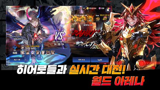 Hack Game 히어로칸타레 with NAVER WEBTOON apk free