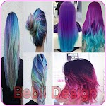 Hair Color Ideas Icon