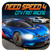 Need Speed 4 City Fast Racing
